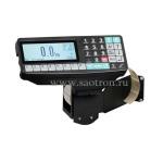 RP   Применяются совместно с модулем взвешивающим: TB-S-_-3 4D терминал - регистратор с печатью этикеток и чеков, RP RP