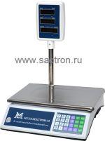 ВР4900-01М   НПВ:15 кг, светодиодный дисплей, со стойкой, ВР-4900-15-2Д-СДБ-01М ВР-4900-15-2Д-СДБ-01М