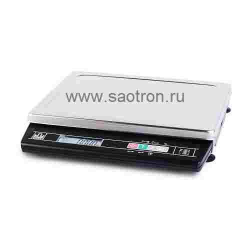 1UI с интерфейсами USB, IND с разъемом для подключения выносного индикатора, НПВ: 32кг, МК-32.2-А21-UI МК-32.2-А21-UI