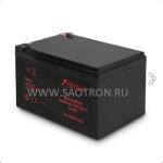макс. ток разряда 180А, макс. ток заряда 3.6А, свинцово-кислотная типа AGM, тип клемм F2, CA12120 CA12120