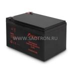 макс. ток разряда 210А, макс. ток заряда4.2А, свинцово-кислотная типа AGM, тип клемм F2, CA12140 CA12140