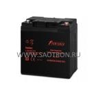 Hмакс. ток разряда 360А, макс. ток заряда 7.2А, свинцово-кислотная типа AGM, тип клемм M1, CA12240 CA12240