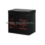 макс. ток разряда 500А, макс. ток заряда 15А, свинцово-кислотная типа AGM, тип клемм M1, CA12500 CA12500