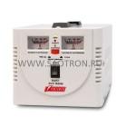 AVS-M   ступенчатый регулятор, стрелочные индикаторы уровней напряжения, 1000ВА, 140-260В, 7А, AVS1000M AVS1000M