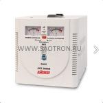 ступенчатый регулятор, стрелочные индикаторы уровней напряжения, 3000ВА, 140-260В, 20А, AVS3000M AVS3000M