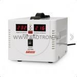 AVS-D   ступенчатый регулятор, цифровые индикаторы уровней напряжения, 500ВА, 140-260В, 5А, AVS500D AVS500D