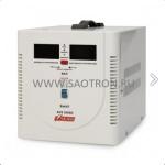 ступенчатый регулятор, цифровые индикаторы уровней напряжения, 3000ВА, 140-260В, 20А, AVS3000D AVS3000D