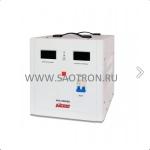ступенчатый регулятор, цифровые индикаторы уровней напряжения, 20 KВА, 140-260В, 100А, AVS20000D AVS20000D
