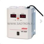 AVS-P   ступенчатый регулятор, 1000ВА, 110-260В, 7А, 2 евророзетки, IP-20, навесной, AVS1000P AVS1000P
