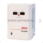 ступенчатый регулятор, 5000ВА, 110-260В, 32А, клеммная колодка, IP-20, навесной, AVS5000P AVS5000P