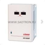 ступенчатый регулятор, 8000ВА, 110-260В, 50А, клеммная колодка, IP-20, навесной, AVS8000P AVS8000P