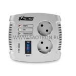 AVS-C   ступенчатый регулятор, 500ВА/280Вт, 150-280В, 4А, 2 евророзетки, IP-20, напольный, AVS500C AVS500C