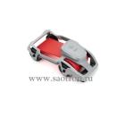 Красящая лента для принтеров пластиковых карт Ribbon, Mono -Red, 1500 Images, ZC100/ZC300, 800300-302 800300-302