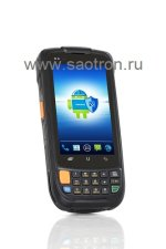 Android 5.1, 2D Imager SE4710, BT, Wi-Fi , GSM 4G LTE, GPS, NFC, 5.0 MP, RAM 2 GB / ROM 16 GB, 3800 mAh, IP 65, MC6200S-SZ3S5E000H MC6200S-SZ3S5E000H