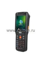 Android 7.1, 2D Imager SE4750MR, BT, Wi-Fi, GSM 4G LTE, 5.0MP, RAM 2 GB / ROM 16 GB, 4500 mAh, IP 64, MC5150-SS4S7E0000 MC5150-SS4S7E0000