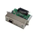 Интерфейсная плата Ethernet для CT-S600/800 ser., CL-S400DT, CL-S6621, TZ66805-0 TZ66805-0