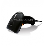 HR-3280   Marlin II 2D, USB, черный, в комплекте с USB кабелем 3м, HR3280RU-S5 HR3280RU-S5