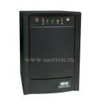 Источник бесперебойного питания Tripp Lite SmartPro , 230В, 1,05 кВА, 650 Вт, доп. установка сетевых карт, USB/DB9 и 8 розетками, SMX1050SLT SMX1050SLT