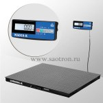 ARUEW НПВ:3000кг, RS-232, USB, Ethernet, Wi-Fi, платформа 1500мм х 1200мм, конструкционная сталь, 4D-PM-15/12-3000-A(RUEW) 4D-PM-15/12-3000-A(RUEW)