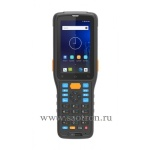"""Терминал сбора данных  N7 Cachalot Pro, Android 10 GMS, 4GB/64GB, 4"""", 38 key, 2D imager, BT, 4G, GPS, NFC, WiFi, Camera, USB cable, adapter, N7-AER-7HJG-F N7-AER-7HJG-F"""