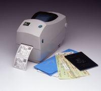 Основные особенности работы принтера Zebra LP 2824