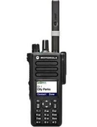 Motorola представляет самую надежную радиостанцию MOTOTRBO DP4800.