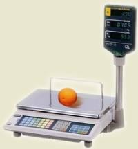 Самые популярные торговые весы от CAS - CAS AP-EX!