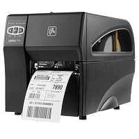 Zebra ZT220 – доступный промышленный принтер