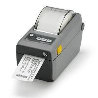 ZD410 - самый компактный принтер от Zebra