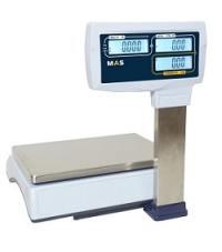 Торговые весы MASter MR1P – высочайшие точность и скорость работы