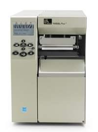 Принтеры этикеток ZEBRA 105-SL PLUS - высокая скорость печати