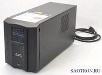 Smart-UPS 1000 ВА с ЖК-дисплеем
