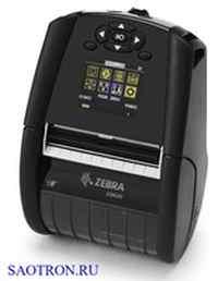 Мобильный принтер ZEBRA серии ZQ600