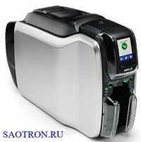 Двусторонний принтер пластиковых карт ZC32-000W000EM00