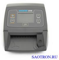 Детектор банкнот российских рублей DORS 210