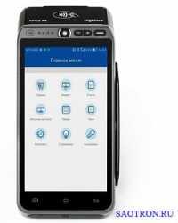 Мобильная онлайн-касса ШТРИХ-КАРТ-Ф