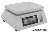 Настольные весы CAS SW-II