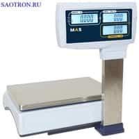 Торговые весы серии MASter MR1P
