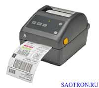 Настольный принтер серии ZEBRA ZD420