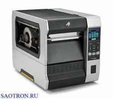 Промышленные принтеры серии ZEBRA ZT600