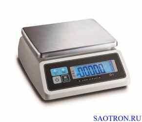 Влагозащищенные настольные весы CAS SWN-W