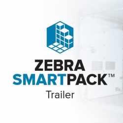 ZEBRA SmartPack Trailer