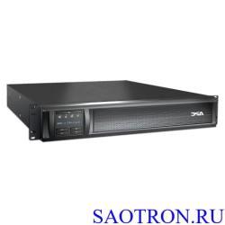 Источник бесперебойного питания APC Smart-UPS X 1500 ВА