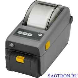 Принтер прямой термопечати ZEBRA ZD410