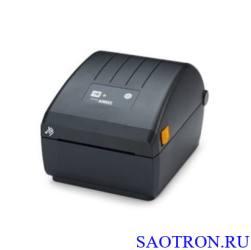 Настольный принтер печати этикеток ZEBRA ZD220