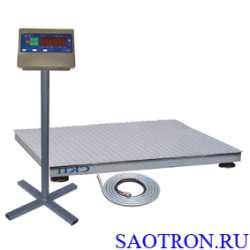 Весы платформенные Scale 1 СКП 1212
