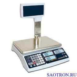 Весы торговые MASTER MR1-15P