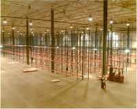 Прооект компании саотрон по WI-FI автоматизации на складе