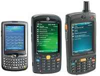 Motorola MC75A HF со встроенным HF RFID-считывателем