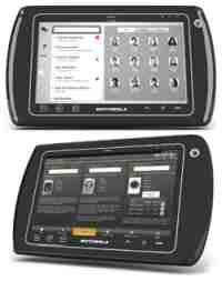 Планшетный корпоративный компьютер Motorola ET-1